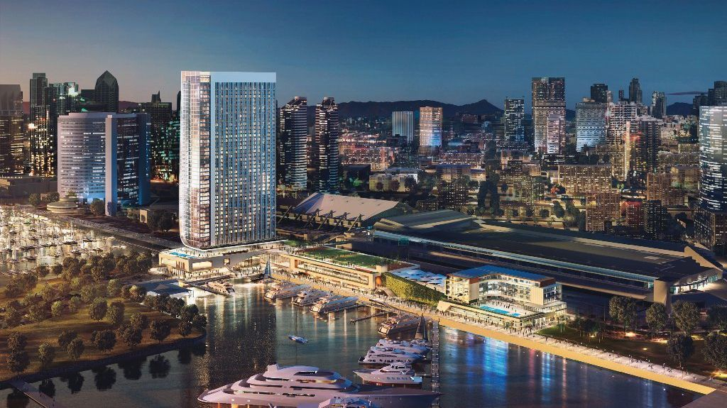 Convention hotel developer to city of San Diego: Back off