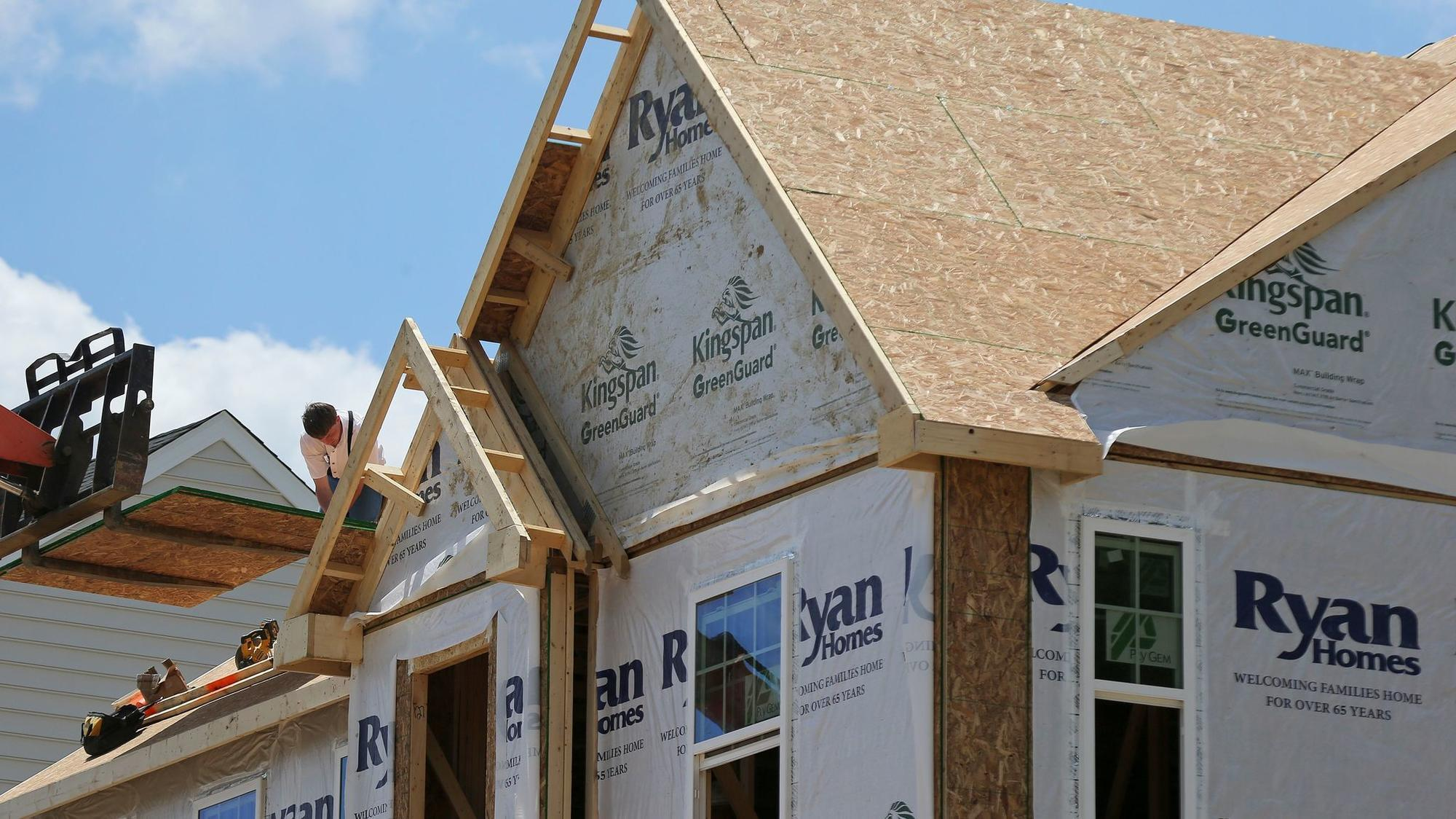 U.S. home prices surge, outpacing wage growth