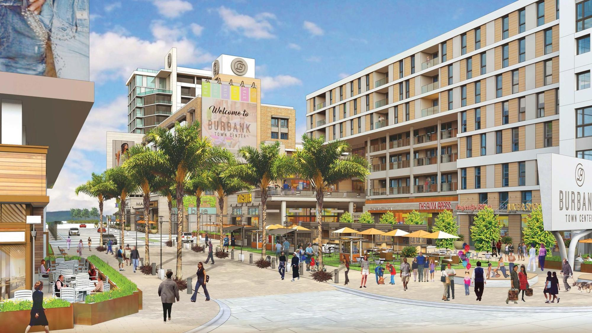 Apartments replacing an old Ikea in Burbank? Some see it as an answer to the housing crunch