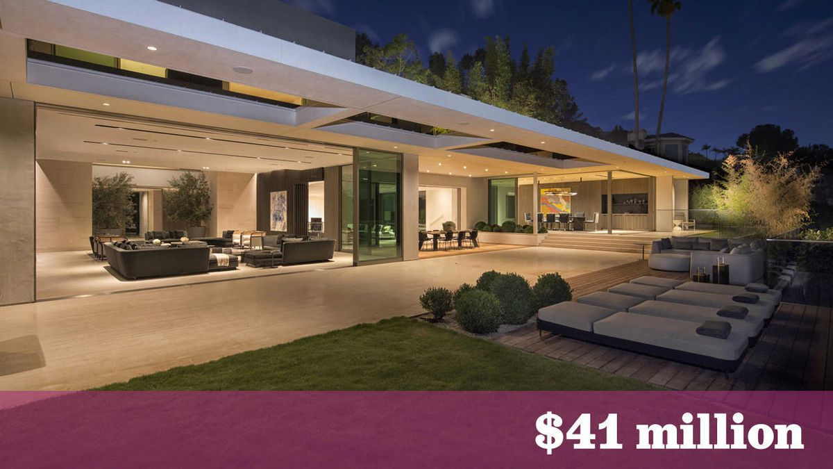 Four $24-million-and-up home sales capped off L.A.'s luxury market in December